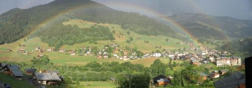 Chez Tino - Pension l Horizon des Alpes